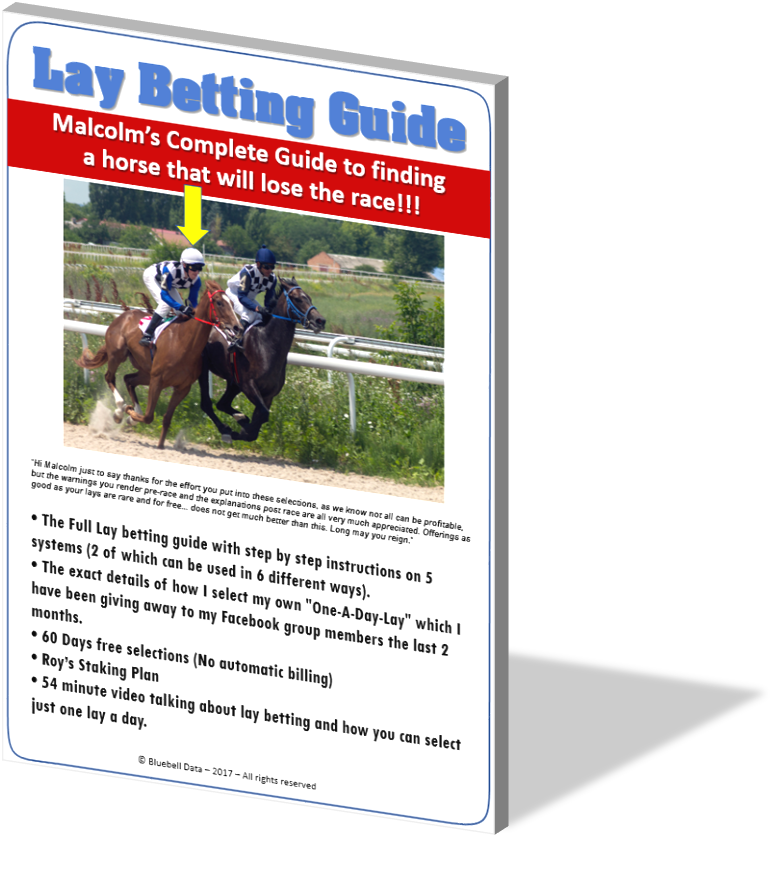 Lay Betting Guide Cover